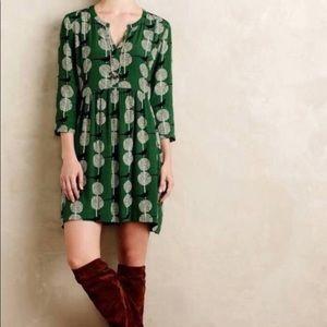 Maeve Devrey Shirt Dress. Size M